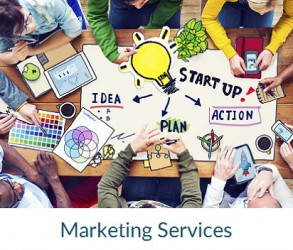 Business Start-Up, Marketing, Marketing Services