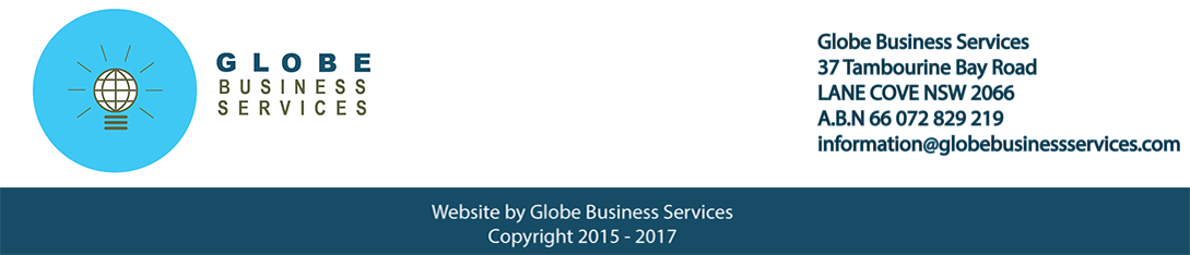 Website footer - logo address copyright V2